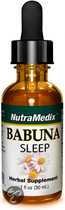 Nutramedix Babuna Sleep - 30 ml