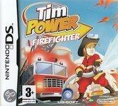 Tim Power: Firefighter