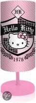Hello kitty Tafellamp gothic cilinder 29cm