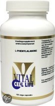 Vital Cell Life Voedingssupplementen Vital Cell Life Phenylalanine 500mg 100cap