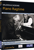 Easy Computing Muziekacademie Piano Ragtime