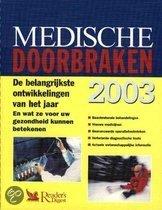 Medische Doorbraken 2003
