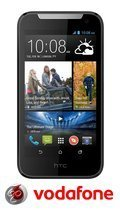 Vodafone Prepaidpakket: HTC Desire 310 (wit) met 10 euro beltegoed