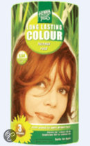 Hennaplus Long Lasting Colour 5.64  Red