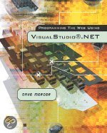 Programming the Web Using Visual Studio .Net W/Student CD [With Student CD]