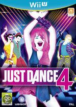 Foto van Just Dance 4