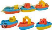 Minibootjes in Net - 3 stuks