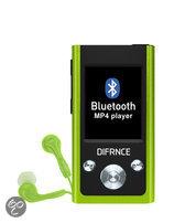 Difrnce MP1811 - Bluetooth MP4 -speler - 4 GB - Lime
