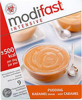Modifast Karamel - Pudding