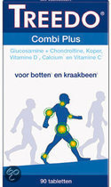 Treedo Combi Plus - 180 tabletten - Voedingssupplementen