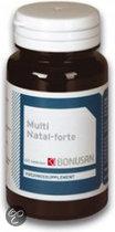 Bonusan Multi Natal Forte - 60 Tabletten - Voedingssupplementen