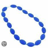 Chewelry bijtketting Bridget blauw