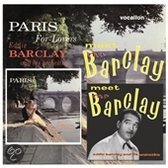 Meet Mr Barclay & Paris For Lovers