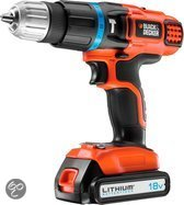 Black & Decker 18V High Performance Li-Ion Accuklopboormachine EGBL188KB