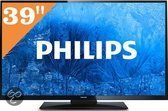 Philips 39PFL3008 - LED TV - 39 inch - Full HD - Internet TV