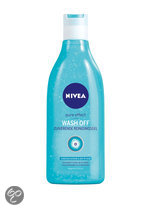NIVEA  Pure Effect Wash Off Zuiverende Reinigingsgel