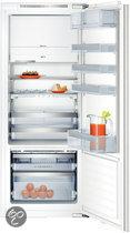 Neff K8125X0 combi-koelkast