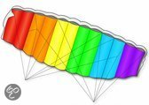 Vlieger 'Regenboog Matras'