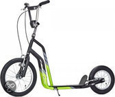 Yedoo City scooter zwart appelgroen