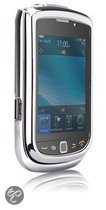 Case-Mate Barely There voor de BlackBerry 9800 - Metallic Silver