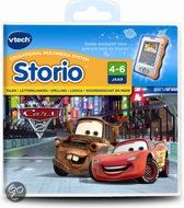 VTech Storio Cars - Game/spelletje