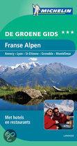 De Groene Reisgids Franse Alpen