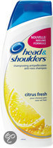 Head & Shoulders Citrus Fresh - 500 ml - Shampoo