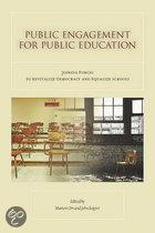 Public Engagement for Public Education