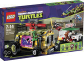 LEGO Turtles De Shellraiser Straatrace - 79104
