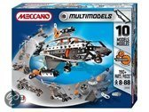 Meccano 10 Models Set
