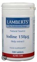 Lamberts Iodine 150µg Tabletten 500 st