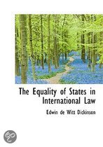 The Equality of States in International Law