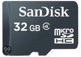 Sandisk MicroSD kaart 32 GB