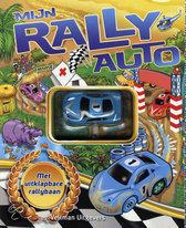 Mijn rallyauto