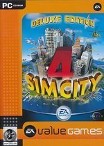Sim City 4 - Deluxe Edition