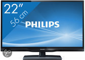 Philips 22PFL3108 - LED TV - 22 inch - Full HD