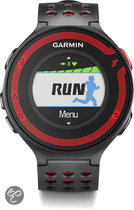 Garmin Forerunner 220 - GPS Sporthorloge - Zwart/Rood