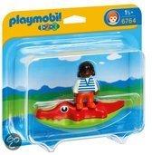 Playmobil 123 Meisje met Krokodil - 6764