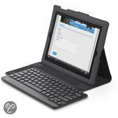 Belkin YourType Folio - Beschermhoes toetsenbord voor iPad 2, 3 en 4 - QWERTY