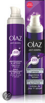 Olaz Anti-Rimpel Verstevigend & Liftend 2-in1 - Dagcrme & serum