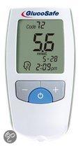 GlucoSafe Bloedsuikermeter GlucSafe bloedglucosemeter