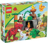LEGO DUPLO Dino De grote Dinowereld - 5598