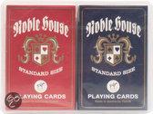 Noble house Piatnik Speelkaarten dubbel