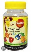 Roter Voedingssupplementen Roter Vitagums Multivitamines Kids