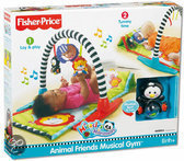 Fisher-Price Muzikale Dierenbabygym