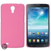 Roze hardcase hoesje Samsung Galaxy Mega 6.3