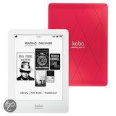 Kobo Glo - Roze - e-reader