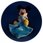 Nicotoy Mickey Mouse glow in the dark (15cm) - Knuffel