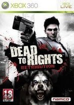 Dead to Rights 3: Retribution