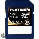 PlatinumSecure Digital SDXC Card 128 GB